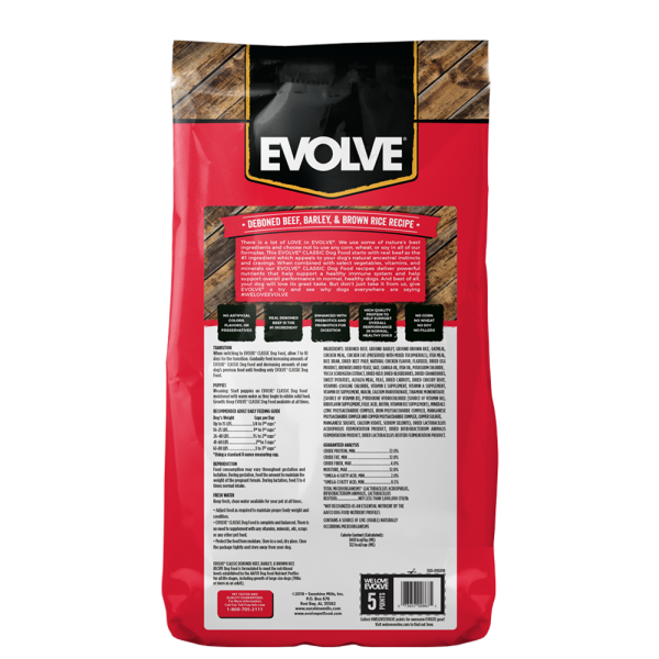 Evolve-Classic-Beef-DogFood 2