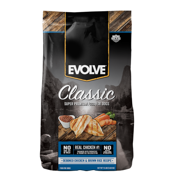 Evolve-Classic-Chicken-DogFood 1