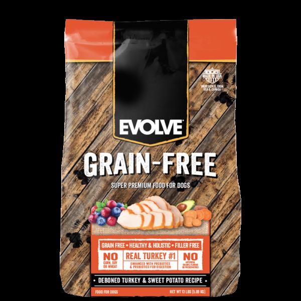 Evolve-Grain-Free-Turkey-Dog-Food 3