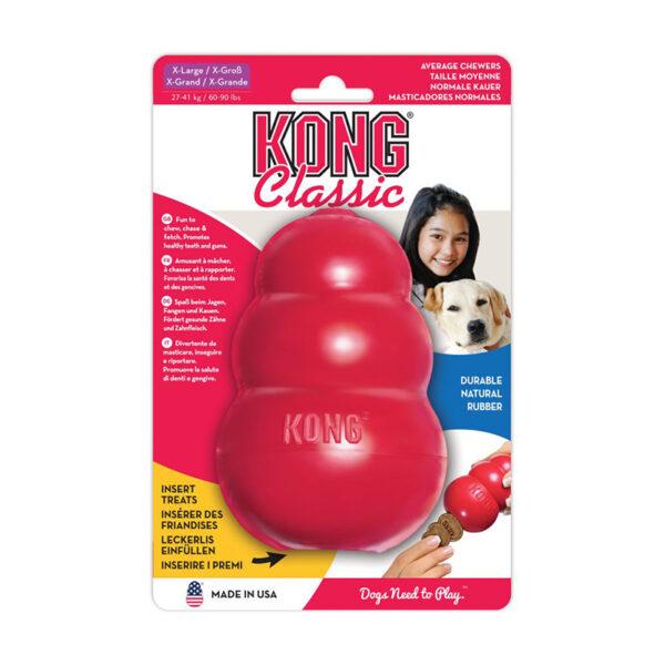 Kong-Perro-Caucho-Classic-Portapasabocas