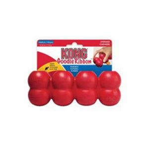 Kong-Perro-Caucho-Classic-Ribbon-Medium