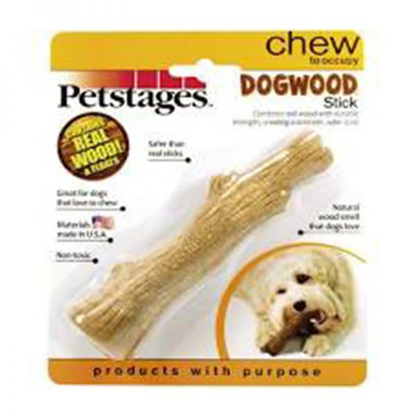 Petstages-Perro-Doogwood-Palo-Madera