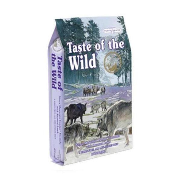 Sierra-Mountain-Canine-Cordero-Asado-Taste-of-the-Wild
