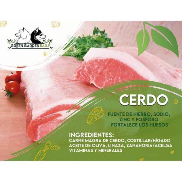 green-cerdo